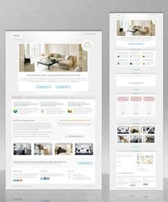 Разработка сайтов по типу лендинговой страницы